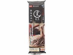 はくばく/そば湯までおいしい蕎麦 黒 270g/29087