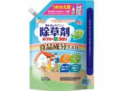 アース製薬/アースガーデン おうちの草コロリ つめかえ 1.7L