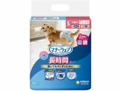 ユニ・チャームペットケア/マナーウェア ペット用紙オムツ S 30枚