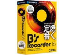 ソースネクスト/Bs Recorder 16/270140
