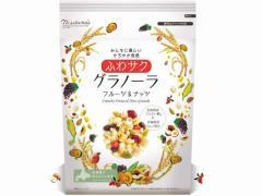 日本食品製造/ふわサクフルーツ&ナッツグラノーラ 240g/0021742