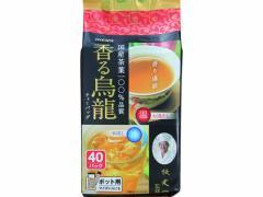 ハラダ製茶/香る烏龍茶ティーバッグ 陳建一監修 40P