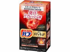 KAO/バブ メディキュア 発汗リフレッシュ浴 6錠入