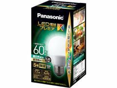 パナソニック/LED 一般電球 810lm 昼白色/LDA7NDGSZ6