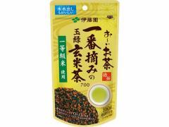 伊藤園/一番摘みの玉緑玄米茶700