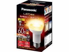 パナソニック/LED電球レフ形 60W相当電球色/LDR6LWRF6