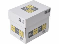 APPJ/カラーコピー用紙 クリーム B5 500枚×5冊/CPY004