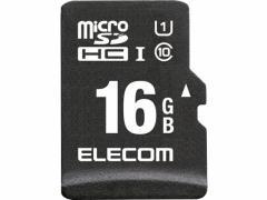 エレコム/車載用microSDHCメモリカード 16GB/MF-CAMR016GU11A