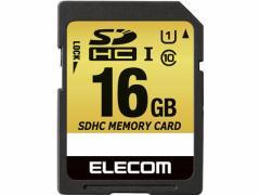 エレコム/車載用SDHCメモリカード 16GB UHS-I/MF-CASD016GU11A