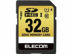 エレコム/車載用SDHCメモリカード 32GB UHS-I/MF-CASD032GU11A