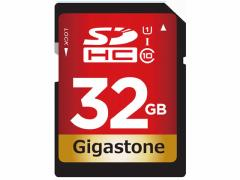 Gigastone/SDHCカード 32GB Class10 UHS-I/GJSX-32GV1