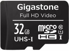 Gigastone/microSDHCカード 32GB Class10/GJMX-32GV1