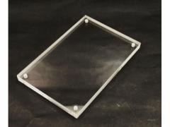 スマイル/アクリル マグネットカードフレーム A5(160×236×10mm)