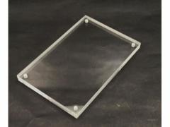 スマイル/アクリル マグネットカードフレーム A6(117×174×10mm)