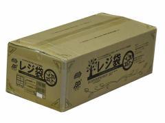 紺屋商事/バイオマス25%配合レジ袋(乳白) 20号 100枚×20袋