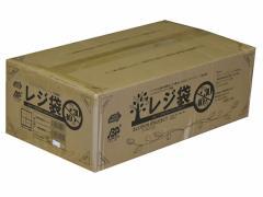 紺屋商事/バイオマス25%配合レジ袋(乳白) 30号 100枚×20袋