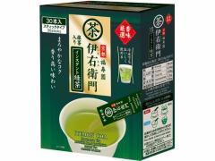 宇治の露/伊右衛門 香味厳選 抹茶入りインスタント緑茶