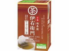 宇治の露/伊右衛門 炒り米入りほうじ茶TB