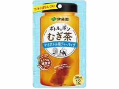 伊藤園/ボトルにポン マイボトル用ティーバッグむぎ茶 12P