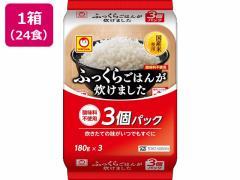 東洋水産/ふっくらご飯が炊けました180g 3食×8パック