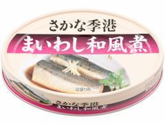 信田缶詰/まいわし 和風煮 100g