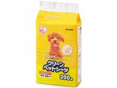 アイリスオーヤマ/クリーン ペットシーツ レギュラー 200枚/ES-N200