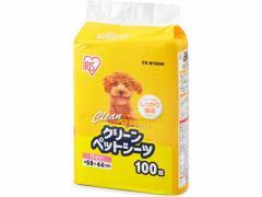 アイリスオーヤマ/クリーン ペットシーツ ワイド 100枚/ES-N100W