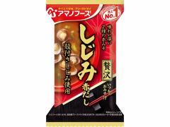 アマノフーズ/いつものおみそ汁贅沢 しじみ(赤だし)