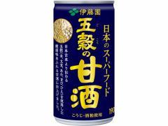 伊藤園/五穀の甘酒 190g