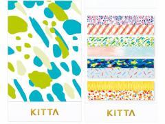 キングジム/KITTA スリム(キャンバス) 80片/KITS007
