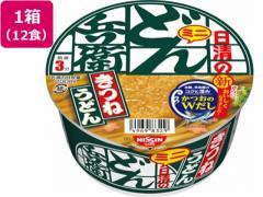 日清食品/どん兵衛きつねうどんミニ東 42g×12個