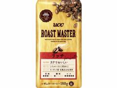 UCC/ROAST MASTER 豆 リッチ for LATTE 180g/350646