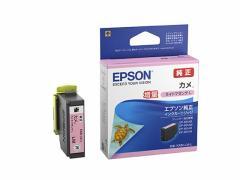 エプソン/インクカートリッジ ライトマゼンタ 増量タイプ カメ /KAM-LM-L