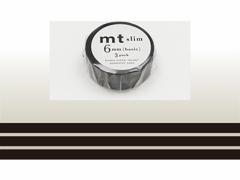 カモ井/mt slim J マットブラック/MTSLIM22