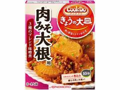 味の素/Cook Do きょうの大皿 肉みそ大根用 90g