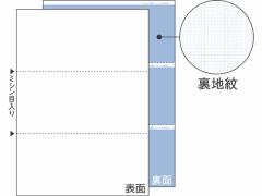 ヒサゴ/マルチプリンタ帳票 A4 裏地紋3面 100枚/FSC2087
