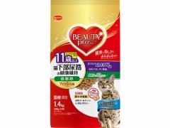 日本ペットフード/ビューティープロ猫低脂肪11歳1.4kg