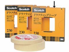 3M/ドラフティングテープ/230-3-12