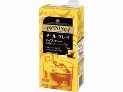 片岡物産/トワイニング アールグレイティー 無糖 1L