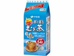 伊藤園/香り薫るむぎ茶 54バッグ入