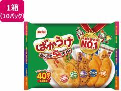 栗山米菓/ばかうけアソート 40枚×10パック