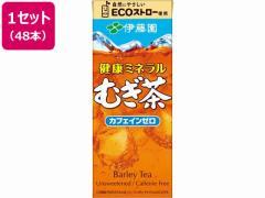 伊藤園/健康ミネラルむぎ茶 250ml 48本