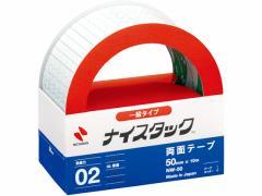 ニチバン/再生紙両面テープ ナイスタック レギュラーサイズ/NW-50