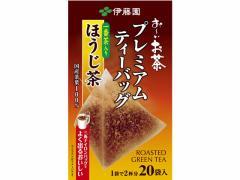 伊藤園/よく出るおいしいプレミアムほうじ茶 20袋