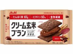 アサヒグループ食品/バランスアップ クリーム玄米ブランカカオ 2枚×2袋