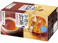 AGF/新茶人 早溶け旨茶 ほうじ茶スティック 100本