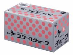 馬印/スクールチョーク赤 100本/C203