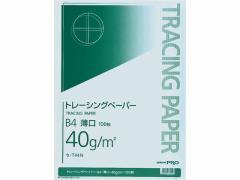 コクヨ/ナチュラルトレーシングペーパー 薄口(無地) B4 100枚/セ-T44N