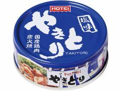 ホテイフーズ/ホテイのやきとり(塩味)70g