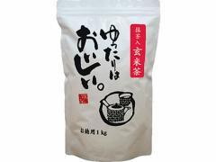 三ツ木園/ゆったりはおいしい。抹茶入玄米茶 1kg